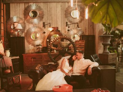 antique shop wedding, found items at wedding, san francisco wedding (7)