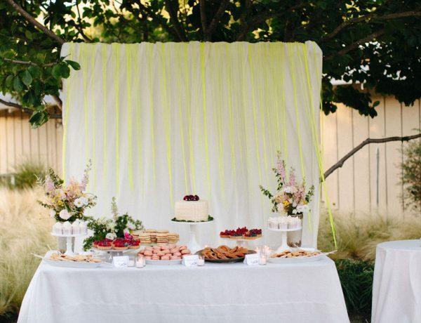 dreamy Napa wedding