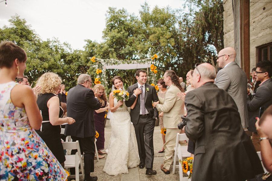 Livermore wedding, Palo Alto couple