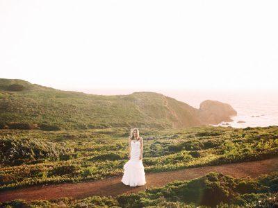 Bride in the Headlands