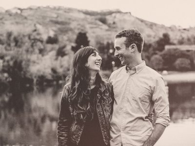 Oakland engagement session