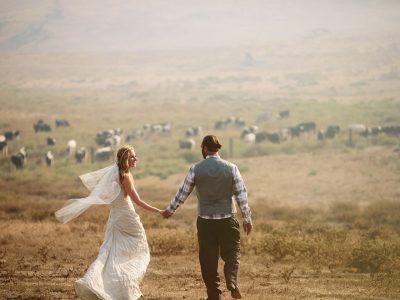 bridge and groom