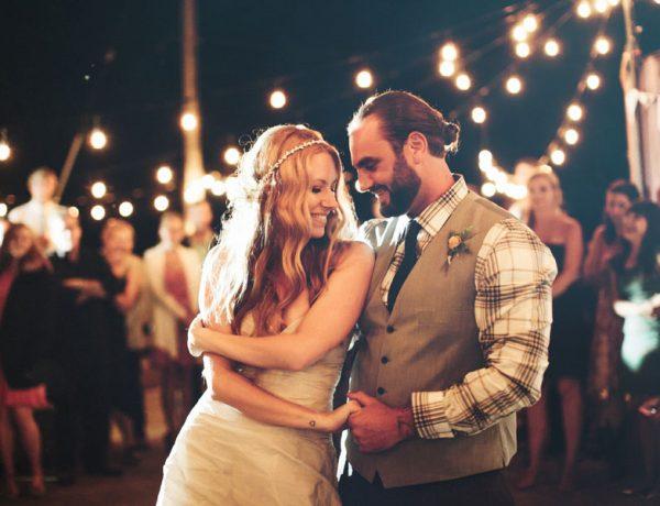 first dance at wedding