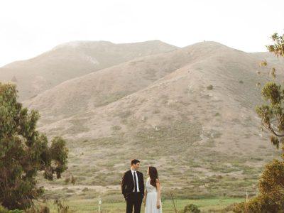 Headlands wedding