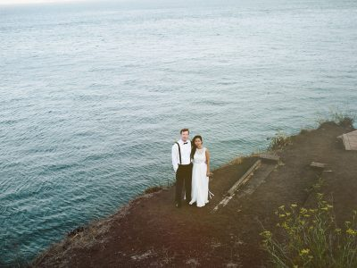 C+J // Cavallo Point - Lodge at the Golden Gate wedding