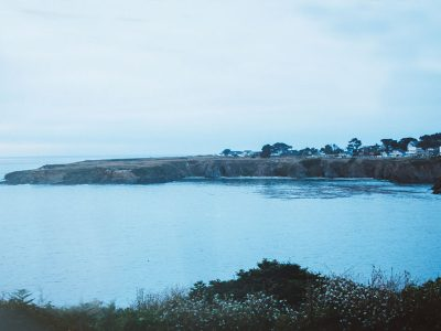 J+R // Ocean wedding on the cliffs // Mendocino Headlands