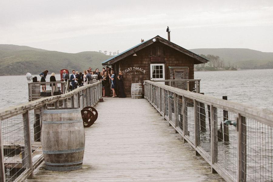 Nick's Cove wedding