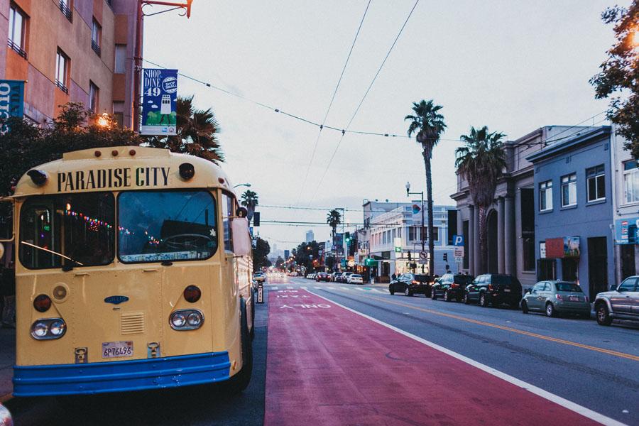 Gillibus San Francisco