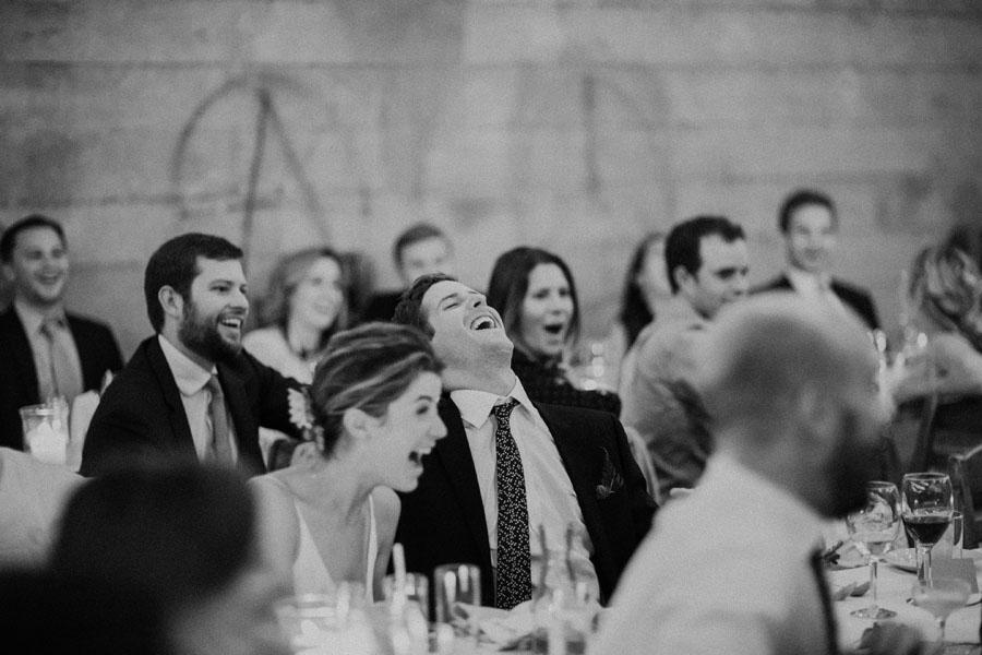 Wedding toasts San Francisco