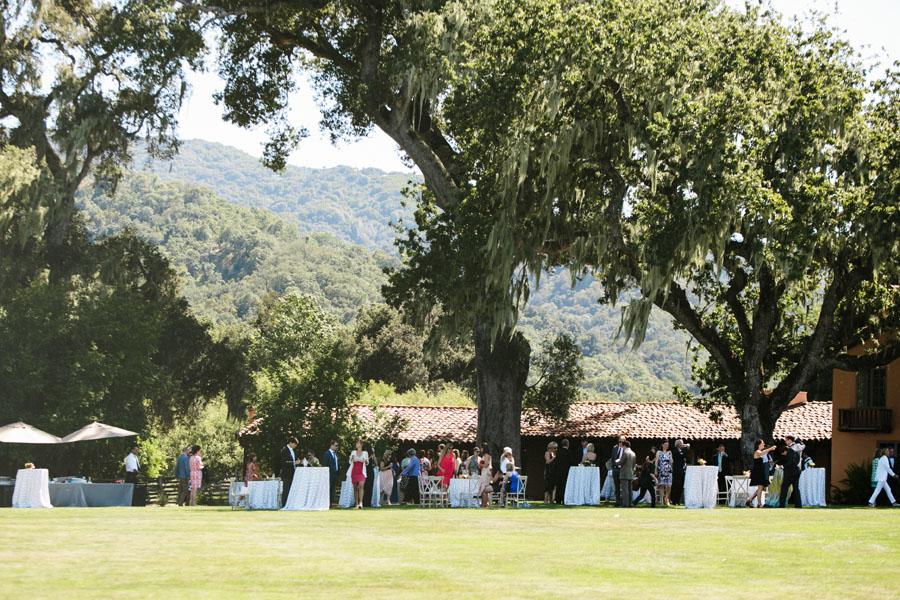 L A Nature Preserve Wedding Santa Lucia In Carmel